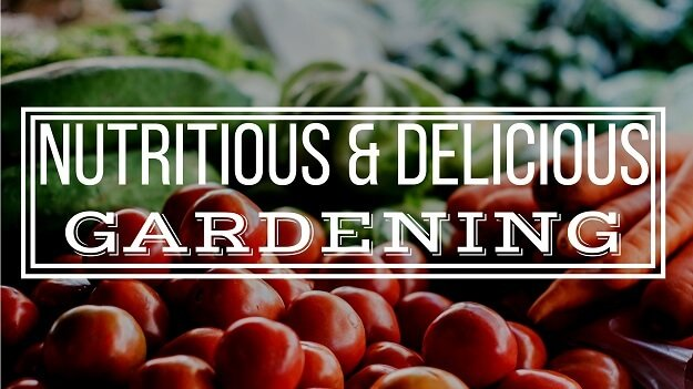 Garden techniques for nutritious vegetables
