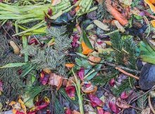 Non-composting tips