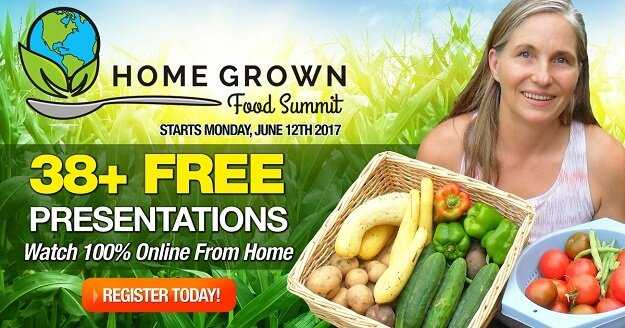 Home Grown Food Summit free online event