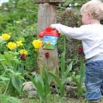 Involving your kids in gardening