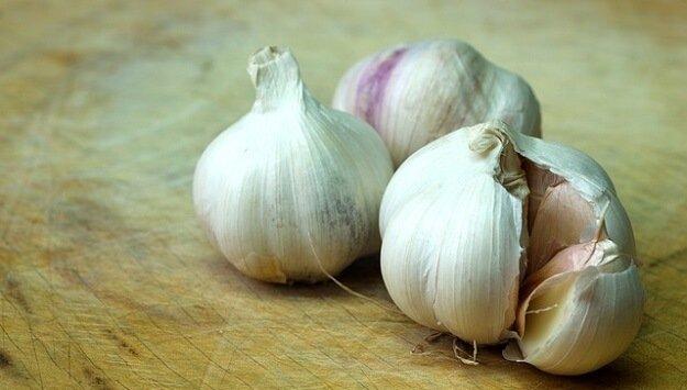 Heirloom garlic varieties